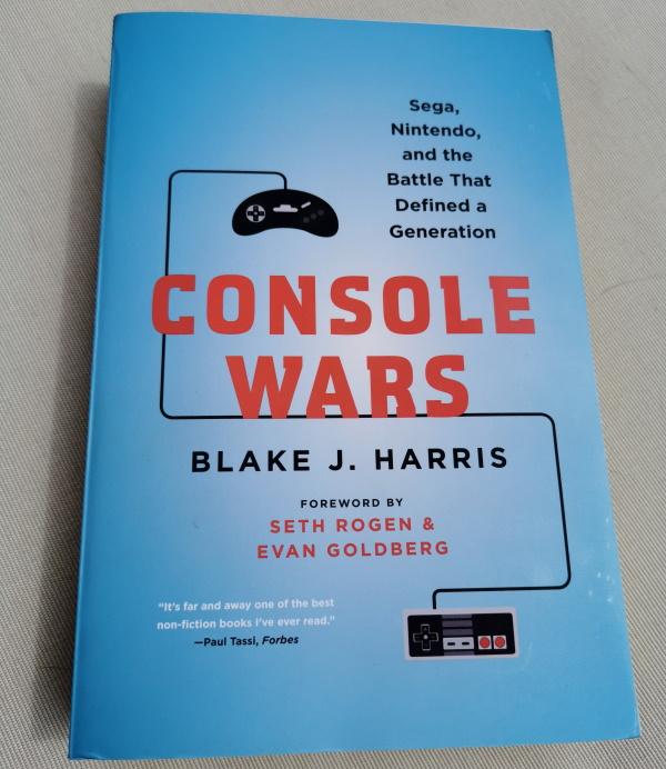 Console Wars by Blake J. Harris